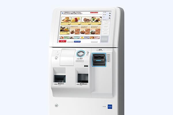 タッチパネル式券売機 券職人 VT-T20シリーズ